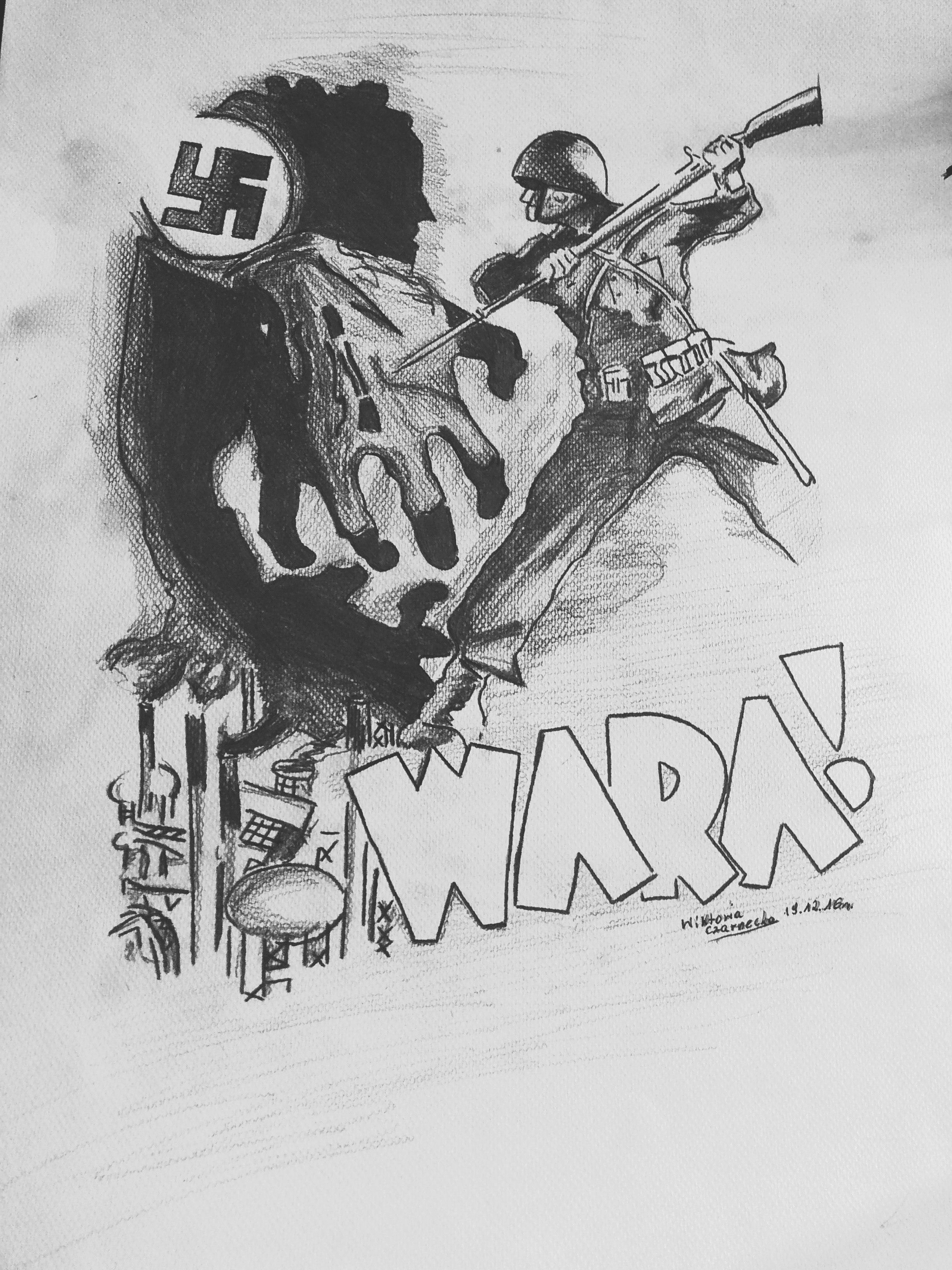 Propaganda W 1939 Roku Pr Z Historią W Tle Wiktoria Czarnecka